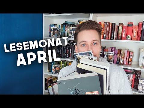 LESEMONAT APRIL 2017 | Low- und Highlights, Stephen King, Sweek u.v.m.
