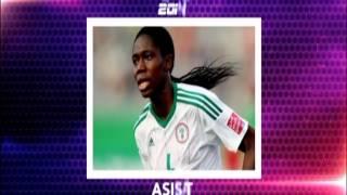Nigerian Sports Award 2014