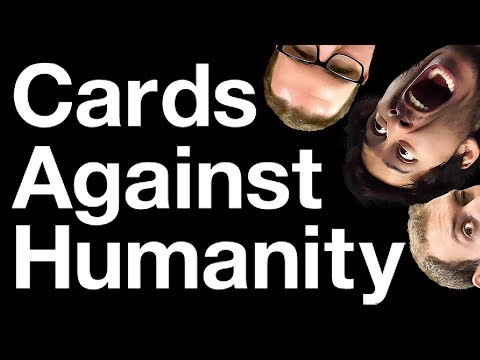STRAIGHT TO HELL FOR US | Cards Against Humanity