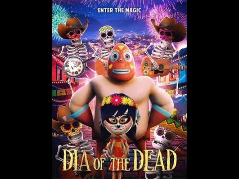 День мертвых мультфильм смотреть онлайн