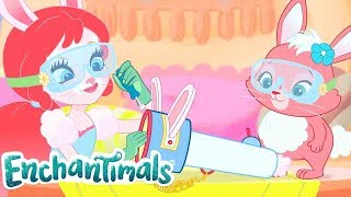 Enchantimals | Tales From Everwilde: There's Gotta Be A Better Way | Episode 1 | Videos for Kids