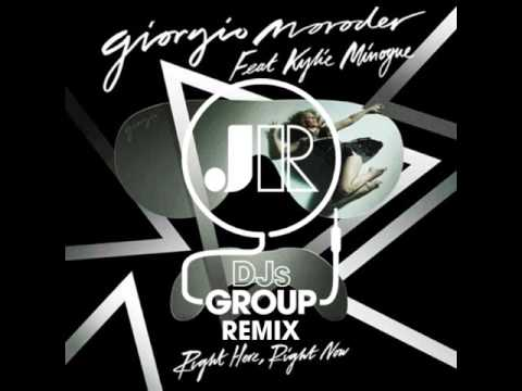 Giorgio Moroder - Right Here, Right Now (feat. Kylie Minogue) (JR Djs Group Remix) mp3