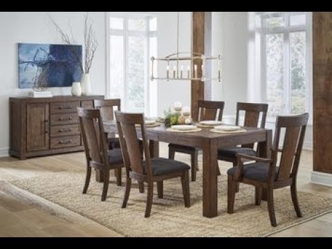Henna Dining Room Set By Samuel Lawrence Furniture