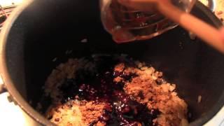 Pan Asian: Chicken Stew (fesenjan) -- Iran