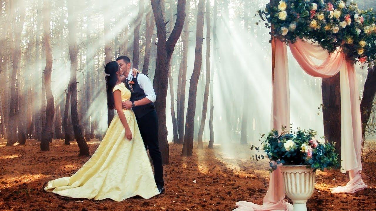 დისნეის სტილის მეფეპატარძალი  Salome  Ioseb Wedding Day