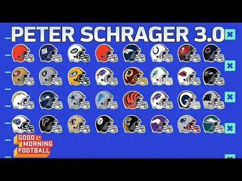 2018 Mock Draft & Analysis | Peter Schrager 3.0 | NFL Network