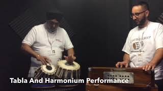 Tabla Harmonium Performance