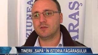 "TINERII ""SAPĂ"