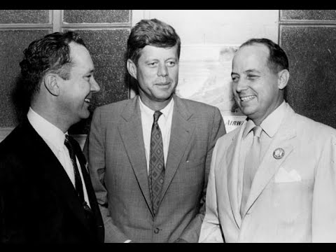 John Kennedy Rejects Harry Truman's Plea to Step Aside