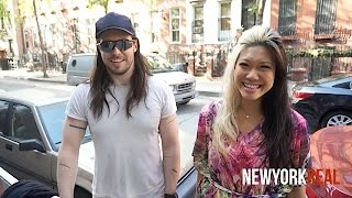 Andrew W.K. - Let's Keep It Going | New York Real