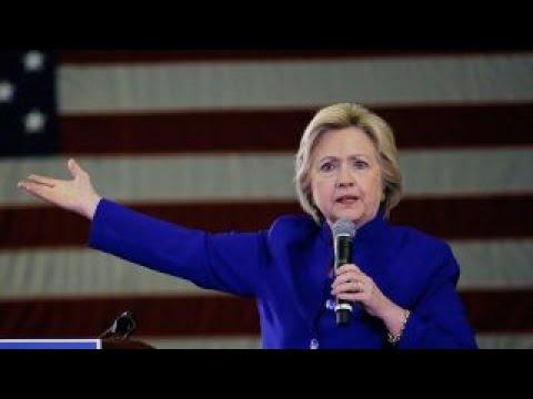 Hillary Clinton: Republicans are