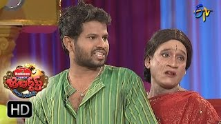 Hyper Aadi Raising Raju Performance | Jabardasth | 5th January 2017| ETV  Telugu