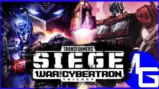 НОВЫЙ МУЛЬТ ПРО ТРАНСФОРМЕРОВ ОТ NETFLIX! War For Cybertron Trilogy: Siege 2020 - ВСЕ, ЧТО ИЗВЕСТНО!