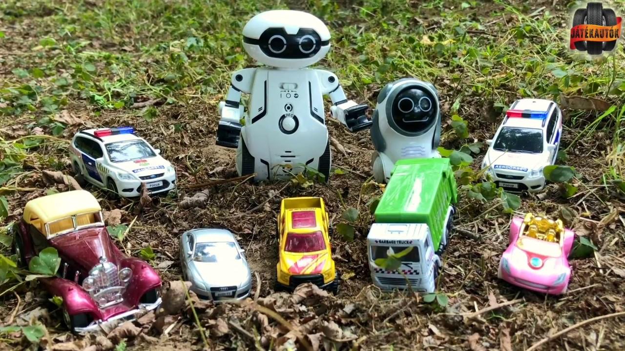 A gonosz robot