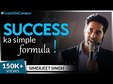 Inspirational Video in Hindi for Success   Simerjeet Singh on Participation and Risk Taking