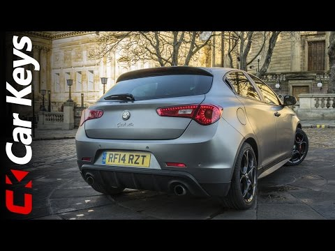 Alfa Romeo Giulietta QV 2015 review – Car Keys