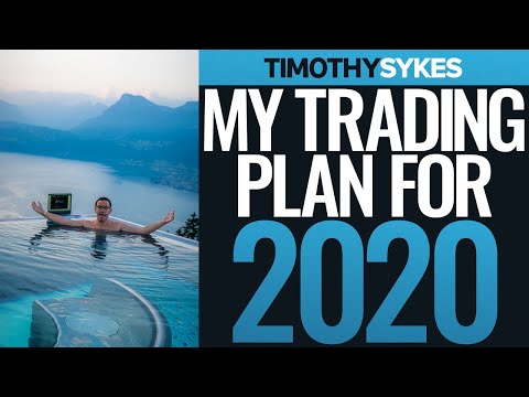 My Trading Plan for 2020