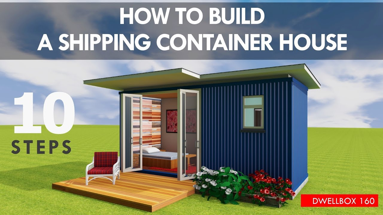 Howtobuild Containerhouse Diy
