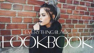 Lookbook | Everything Black