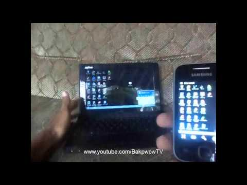 Cara Mematikan Komputer Dengan Android JARAK JAUH!!