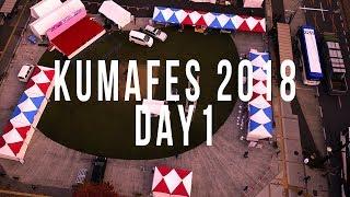 くまフェス2018 Day1 After movie
