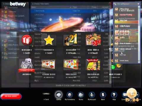 betway casino youtube