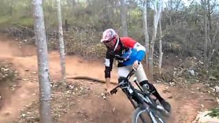 Viral Video UK: Downhill biker epic faceplant