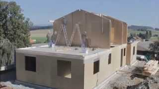 Cтроительство домов из сип панелей! Дерзкие проекты 4.0