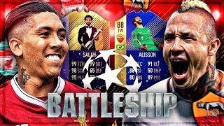 FIFA 18: Champions League BATTLESHIP WAGER 🔥😱