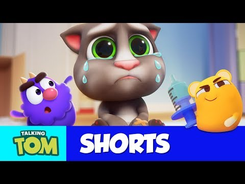 Laugh with My Talking Tom 2 - Crazy Fails (Cartoon Compilation)