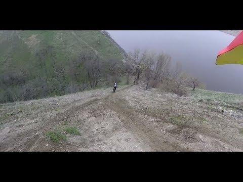 Правый берег Дона. Калач на Дону. Апрель 2019.