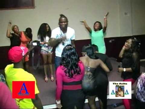 The Anita Show .. Heaven Jay's Album release Pt. 3 Sierra Leone Talk Show