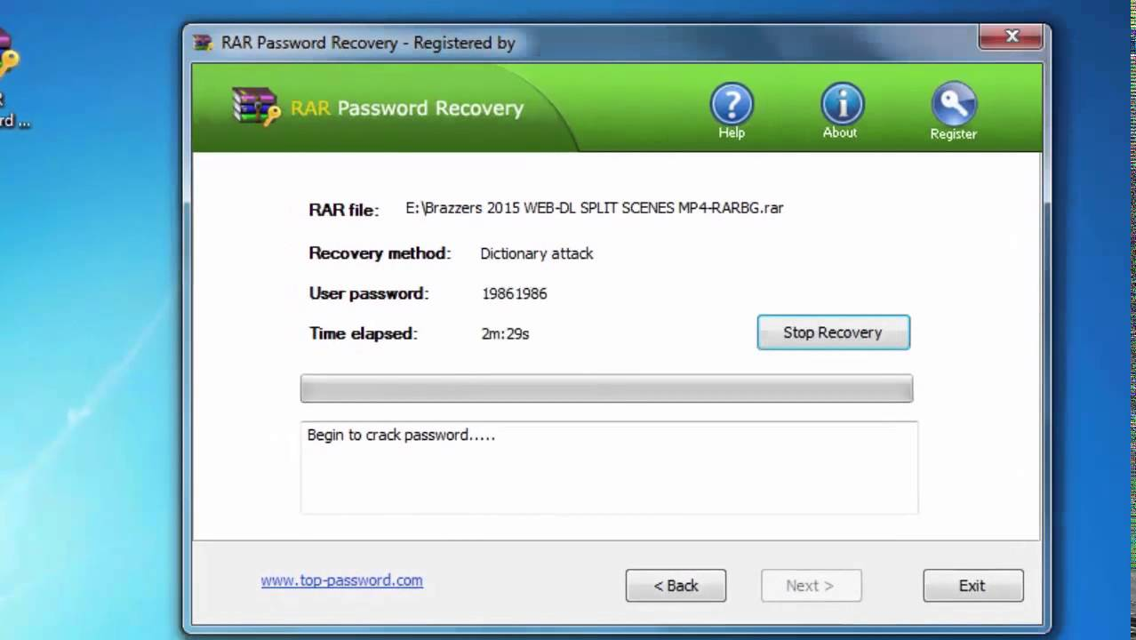 Parallel password recovery portable   Parallel password recovery