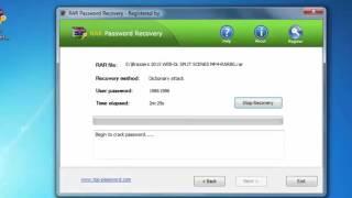 RAR Password Recovery 1 80 Portable registred