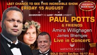 Amira Willighagen - Concert 15 August 2014 - Teatro Montecasino, Johannesburg - South Africa