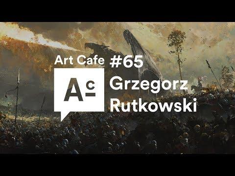 Art Cafe #65 - Grzegorz Rutkowski