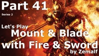 Mount & Blade with Fire & Sword - Part 41 - Tatar Mirza, Archive of Templars [S02E41]