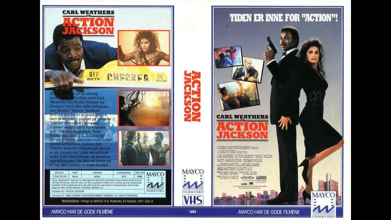 Download Action Jackson -    1988 -  TVrip SBT