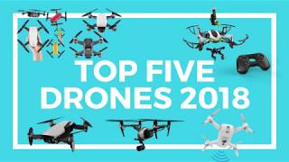 Top 5 best drones 2018 | review | mavic air pro + breaking news