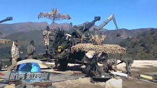 印巴边境爆发大规模炮战 俄罗斯借演习敲打印度?「防务新观察 Defense Review」20201118 | 军迷天下 - YouTube