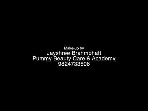 Western Bridal Hairstyle & Make-up by Jayshree Brahmbhatt