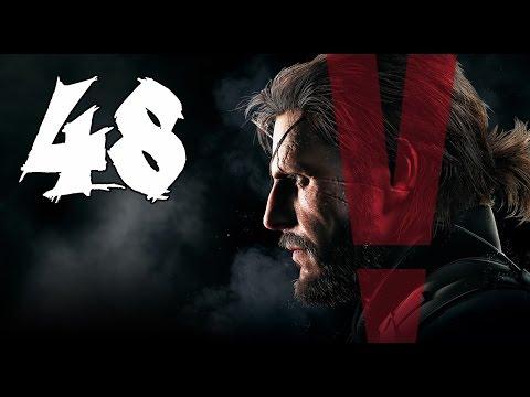 Metal Gear Solid V: Phantom Pain - Gameplay Walkthrough Part 48: Metallic Archaea