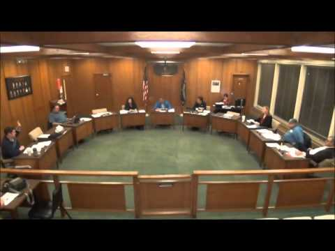 Montgomery County NY - Personnel Mtg Part 1 03/08/16