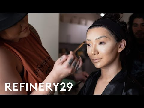 Nikita Dragun Gets Ready For LA Fashion Week