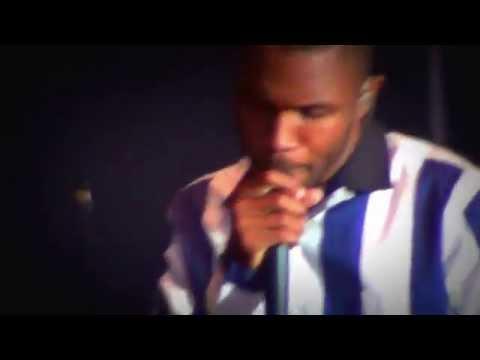 """FRANK OCEAN """"Sierra Leone"""" (Live @ Bråvalla Festival June 28 2013)"""