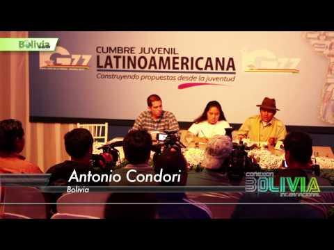 Conexión Bolivia - Cumbre Juvenil G77 + China