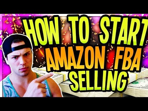 How To Start Selling On Amazon FBA For Beginners! Easy Step-by-Step Tutorial 2019