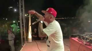 Mr.T Beatboxer Performing Live at I Love Vietnam Tour 2013 Nha Trang Concert