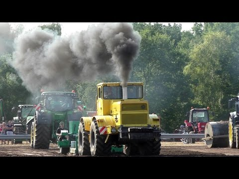 Trecker Treck Lübtheen 2016, Die Königsklassen   Tractor Pulling