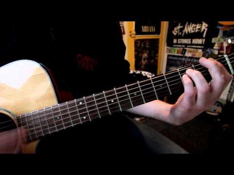 Tenacious D - Kickapoo Guitar Cover